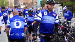 Bike ride pays tribute to police officers lost in the line of duty