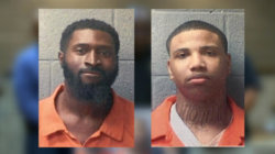 2 murder suspects are on the run after prison escape