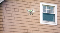 How peeping drones could be spying on you without you knowing it