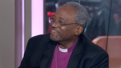 Meet Michael Curry, the bishop who spoke at the royal wedding