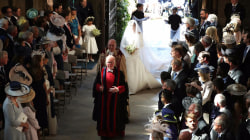 Royal Wedding: See Meghan Markle walk down the aisle