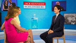 JFK's grandson Jack Schlossberg talks about the Kennedy legacy