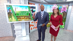 How many mint juleps do people drink at the Kentucky Derby?