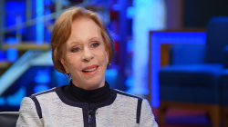 Carol Burnett talks on her iconic variety show and new Netflix series