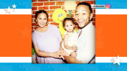 Chrissy Teigen and John Legend welcome their second child – it's a boy!