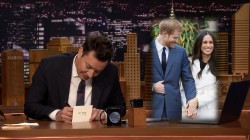 See Jimmy Fallon's royal version of Thank You Notes
