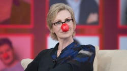 Jane Lynch previews 'Red Nose Day Special,' 'Hollywood Game Night'