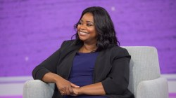 Octavia Spencer talks about new film 'A Kid Like Jake'