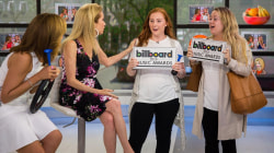 Can you identify these Billboard music stars? (Kathie Lee can't)