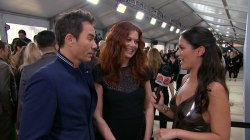 Donnadorable chats with 'Will and Grace' stars at NBC upfront
