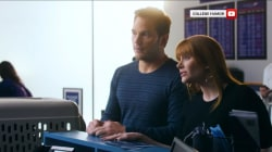 Meet Chris Pratt and Bryce Dallas Howard's emotional support dinosaur