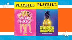 'Mean Girls,' 'SpongeBob' lead Tony nominations with 12 apiece