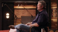 See Blake Shelton behind the scenes of 'The Voice'