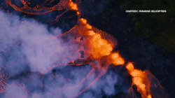 Mount Kilauea explodes again as lava continues to advance
