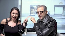 Jeff Goldblum Discusses Reprising Role in 'Jurassic World'