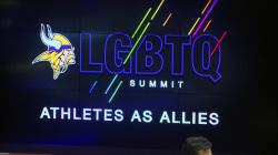 Vikings host NFL's first LGBTQ summit