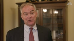 Sen. Kaine discusses bipartisan bill for military spouse benefits