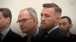 Conor McGregor: 'I regret my actions' following bus attack