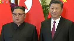 North Korea's Kim makes his third visit to China this year