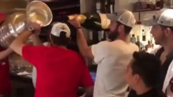 #GoodNewsRUHLES: Alex Ovechkin's tour with the Stanley Cup