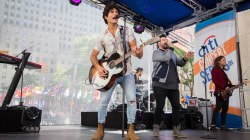 Dan + Shay perform 'All to Myself' live on TODAY