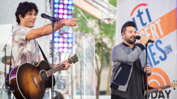 Dan + Shay perform 'Nothing Like You' on the TODAY plaza