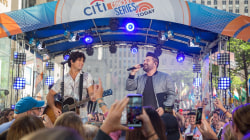 Watch Dan + Shay perform 'Tequila' live on TODAY!