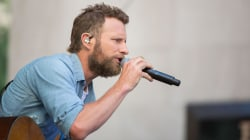 Dierks Bentley sings 'Somewhere on a Beach' live on the TODAY plaza