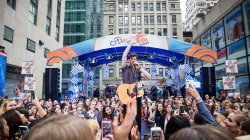 Shawn Mendes sings 'There's Nothing Holdin' Me Back' live on TODAY