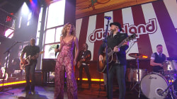 Watch Sugarland perform their new song 'Babe' live on TODAY