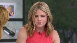 See Jenna Bush Hager try a Cheeto doughnut: 'Disgusting but kind of good'