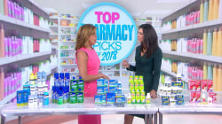 Best pharmacy picks of 2018: Sunscreen, allergy medication, more