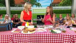 Joy Bauer drops by Megyn Kelly TODAY with summer food safety tips