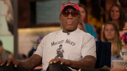 Dennis Rodman describes the first time he met Kim Jong Un