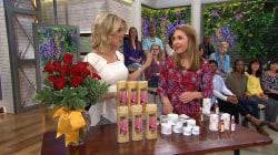 Beauty products with natural ingredients: Rose oil shampoo and more