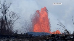 Hawaii volcano eruption spurs new evacuations
