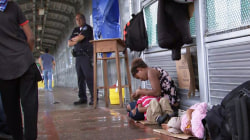 Migrant families say they face violence, murder back home