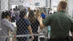 Inside a Texas border facility where kids and parents are being separated