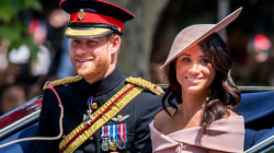 Meghan Markle appears with royal family for queen's 92nd birthday