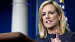 Protesters heckle Homeland Security chief as she dines at Mexican restaurant