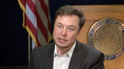 Elon Musk speaks out about building high-speed tunnel beneath Chicago