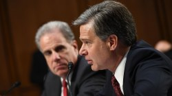 Senate judiciary committee questions inspector general, FBI director over Clinton email investigation
