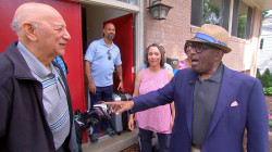Watch Al Roker spring a Father's Day surprise on 88-year-old golf lover