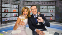 Hoda and Carson Daly agree: Parenting is 'what it's all about'