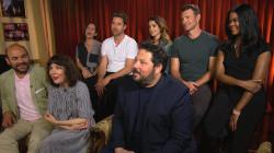 'Felicity' cast reunites and shares their favorite memories