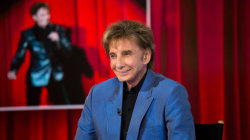 Barry Manilow tells TODAY about his new residency in Las Vegas