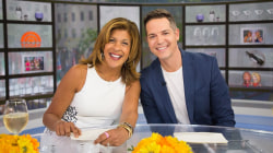 Jason Kennedy tells Hoda Kotb he and his wife are 'trying' for kids