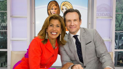 Hoda Kotb puts Christian Slater in the hot seat!