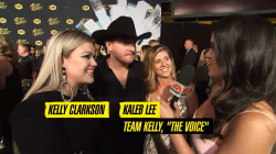 At CMT Music Awards, Donnadorable meets country music stars
