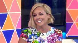 Jane Krakowski shares her father's struggle with dementia
